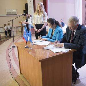 Самарский университет и Роскосмос заключили соглашение о сотрудничестве
