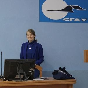 Сотрудник Швейцарского университета Санкт-Галлена выступила с лекциями в СГАУ