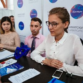 Высокобалльники выбирают Самарский университет