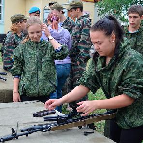 Студенты СГАУ победили в областном лагере «Наша победа»