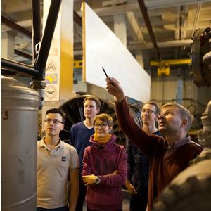 В Самарском университете завершила работу международная школа по двигателестроению