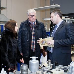 Bosch ищет прорывные идеи в научных разработках Самарского университета
