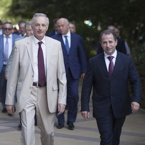 Самарский университет посетил полпред президента Михаил Бабич