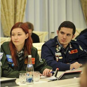 Стройотряды предложили помощь на строительстве Гагарин-центра