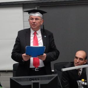 Падма Болла стала первой обладательницей двойного PhD Самарского университета и Университета Тампере