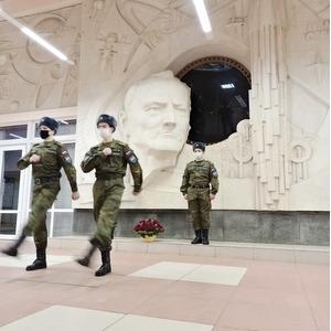 Самарский университет почтил память конструктора ракетной техники Сергея Королёва