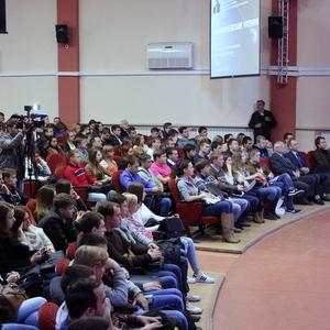В СГАУ начала работу Международная молодёжная научная конференция «XIII Королёвские чтения»