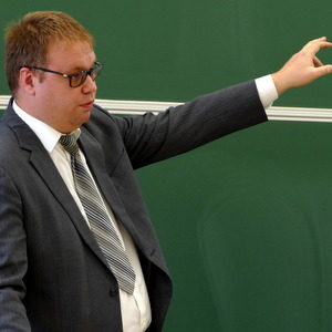 Защита Евгения Арышенского: что дает зарубежная ученая степень PhD
