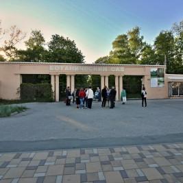 Ботанический сад в Самаре должен открыться к маю 2018 года