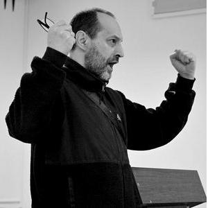 Сергей Лейбград рассказал о своей новой книге студентам-филологам