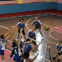 Космический волейбол