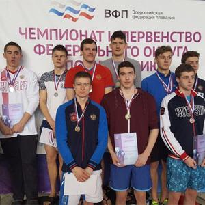 Пловцы СГАУ завоевали семь медалей на первенстве ПФО