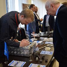 Аэрокосмические компетенции и инженерные разработки университета представлены на конференции по инжиниринговому потенциалу