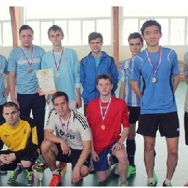 В СГАУ прошли соревнования по мини-футболу