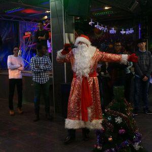 Слушатели подготовительного факультета встретили Новый год