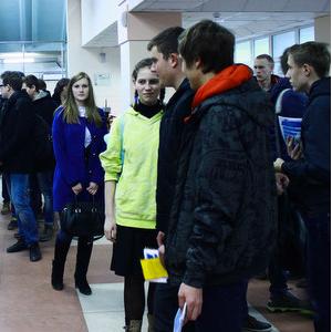 Самарский университет проведёт день открытых дверей для школьников Минска