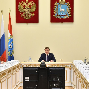 Руководители Самарского университета приняли участие в заседании обновленного Совета по науке