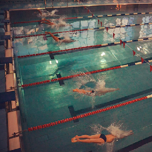 Студенты СГАУ – призеры кубка совета ректоров по плаванию