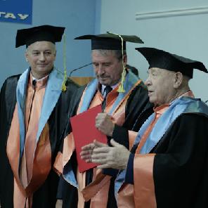 Олег Сысуев стал почётным доктором СГАУ