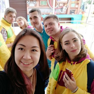 Фестиваль молодежи глазами магистрантки из Самары