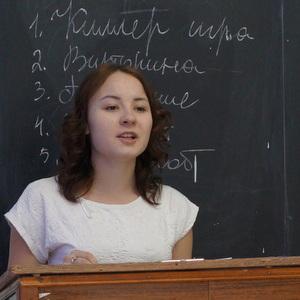 В СГАУ состоялась конференция школьников «Филологическая наука глазами молодых»
