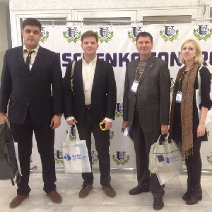Студенты юридического факультета приняли участие в XV Международном конгрессе
