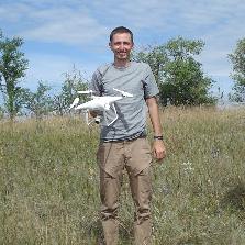 Мониторинг с земли и воздуха