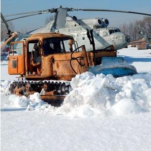 Аэродром университета готовится к сезону практик