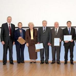 Учёным СГАУ присвоены звания «Почётный член учёного совета СГАУ»