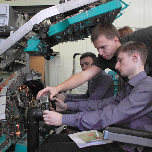 Институт авиационной техники проводит день открытых дверей