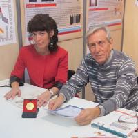 Учёные СГАУ привезли из Брюсселя золотую медаль