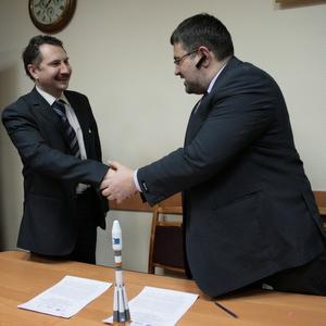 СГАУ и бизнес-инкубатор «Ингрия» подписали соглашение о сотрудничестве