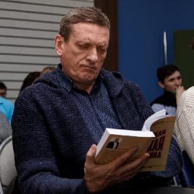 Состоялась презентация книги Владимира Лобачева «Моя нелегкая легкая атлетика»