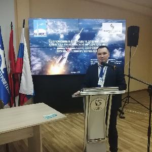 Работа ученых Самарского университета вызвала интерес у специалистов предприятий Тульской области