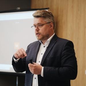 В Самарском университете им. Королёва прошел мастер-класс по продвижению информации в зарубежном медиаполе
