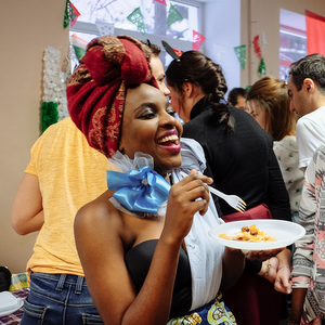 Многообразие культур в который раз демонстрирует этнический фестиваль
