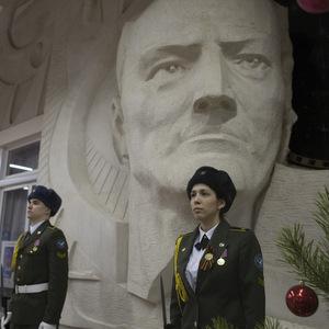 В Самарском университете прошел митинг памяти Сергея Павловича Королёва