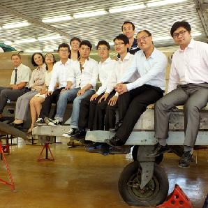 Состоялся визит делегации Пекинского политехнического института