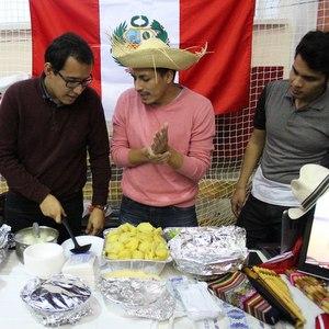 Состоялся V этнический фестиваль Самарского университета