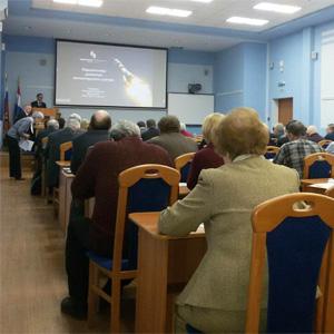 Состоялось заседание учёного совета СГАУ