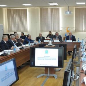 В Самарском университете прошло заседание научно-технического совета Самарской области
