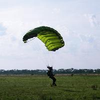 Парашютисты СГАУ прыгают всё чаще